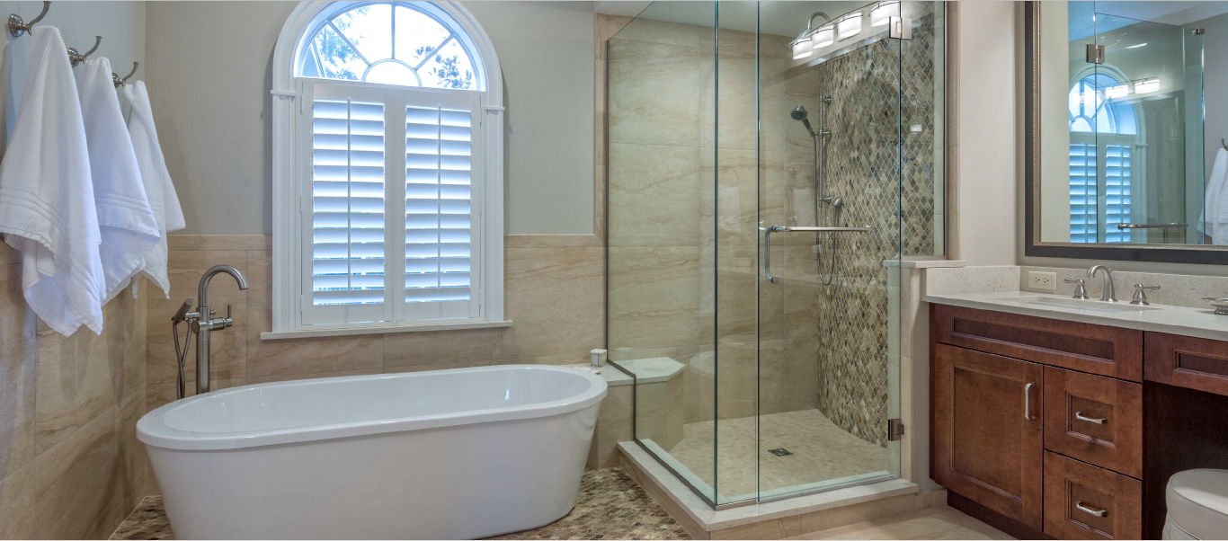 Romanoff Bath Renovations - Bathroom remodeling atlanta showroom